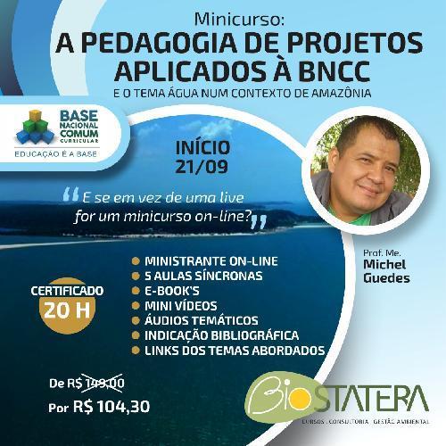 A pedagogia de projetos aplicados à BNCC e o tema…